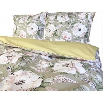 Pościel do sypialni Kwiaty 200x220