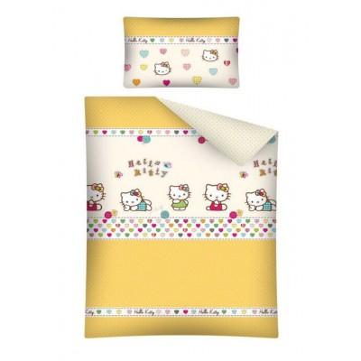 Komplet pościeli dziecięcej Hello Kitty 12