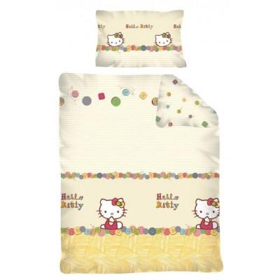 Komplet pościeli dziecięcej Hello Kitty 02